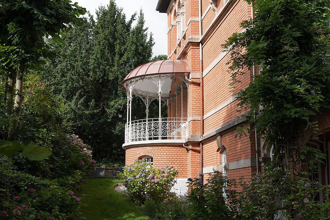 Wohnung in der denkmalgeschützten Gründerzeitvilla in Kassel Wilhelmshöhe